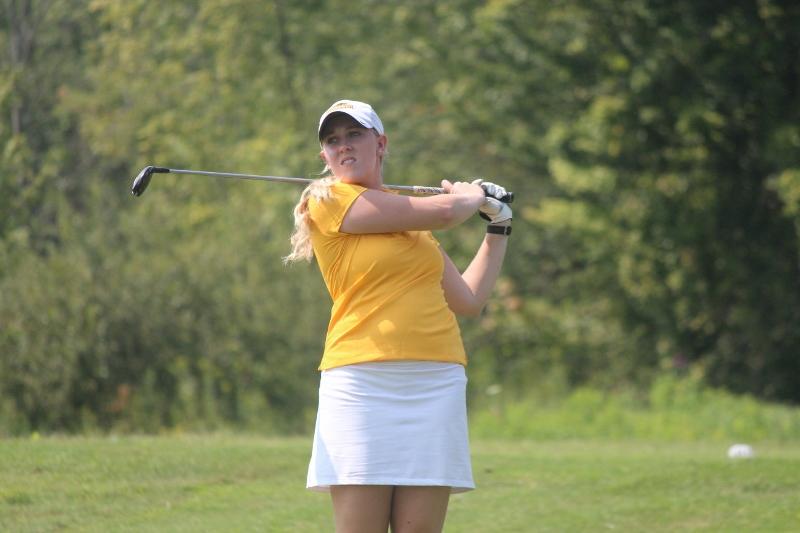 Women's Golf Places 10th at the Gilda's Club Laker Fall Invite - Ohio Dominican