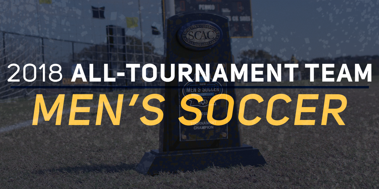Johnston and Carr Headline Men's Soccer All-Tournament Selections
