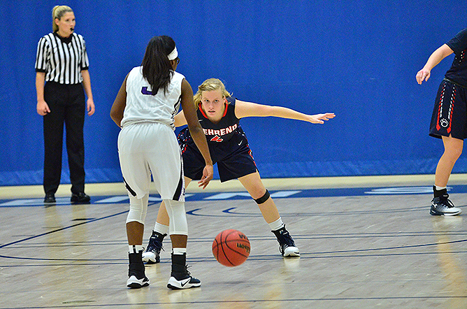 Women's Basketball Earns First Win; Lions Down Wooster