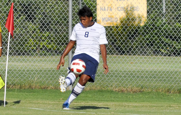 Coker Men's Soccer Ranked No. 5 Nationally