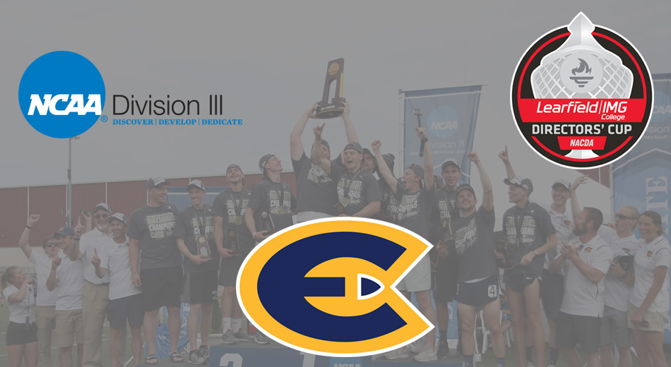Blugolds cap historic 2018-19 campaign with Top 10 national finish in the Director's Cup to lead all WIAC schools