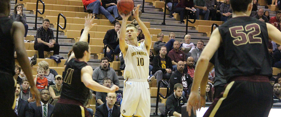 Men's Basketball Hosts Ashland Thursday Night, Travels to Tiffin on Saturday