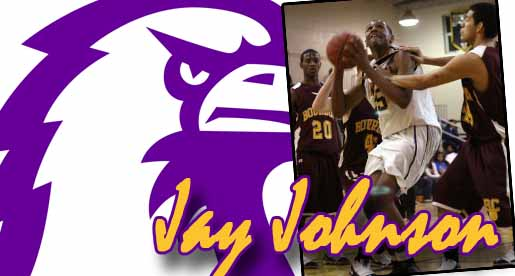 Highly-touted Johnson signs with Golden Eagles