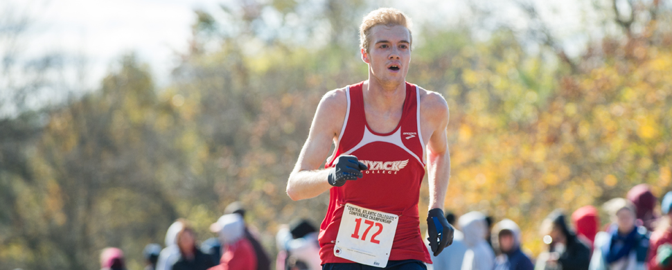 Dominy Leads Men's Cross Country at NCAA Regionals