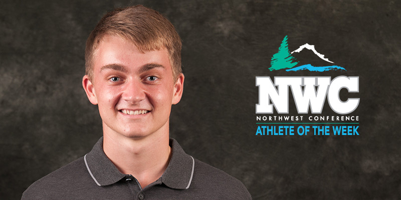 Win at NWC Fall Classic Earns Jones Men's Golf Student-Athlete of the Week