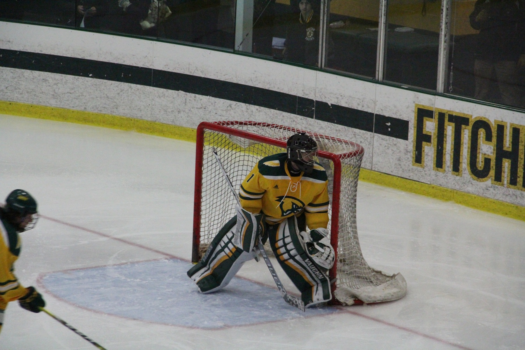 Fitchburg State Falls At Plymouth State, 4-1