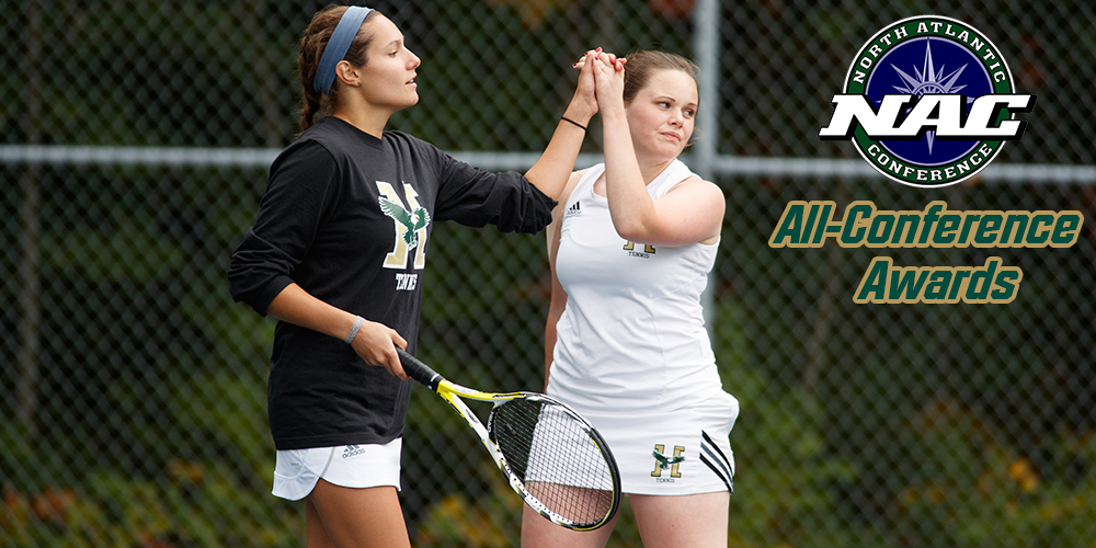 Women's Tennis Earns Five North Atlantic Conference Honors