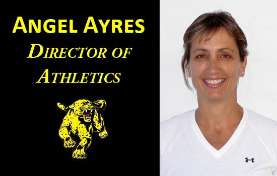 Ayres Promoted to Director of Athletics