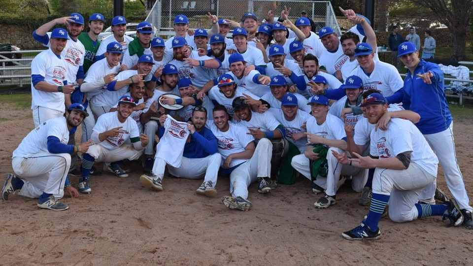 Back-to-back conference titles for Salve Regina baseball