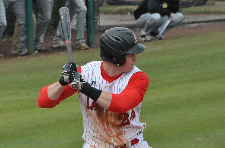 Baseball: Panthers beat Rhodes and Fontbonne to improve to 8-1
