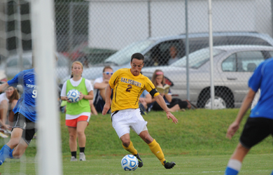 Sea Gulls fall to York College, 1-0, in CAC Championship