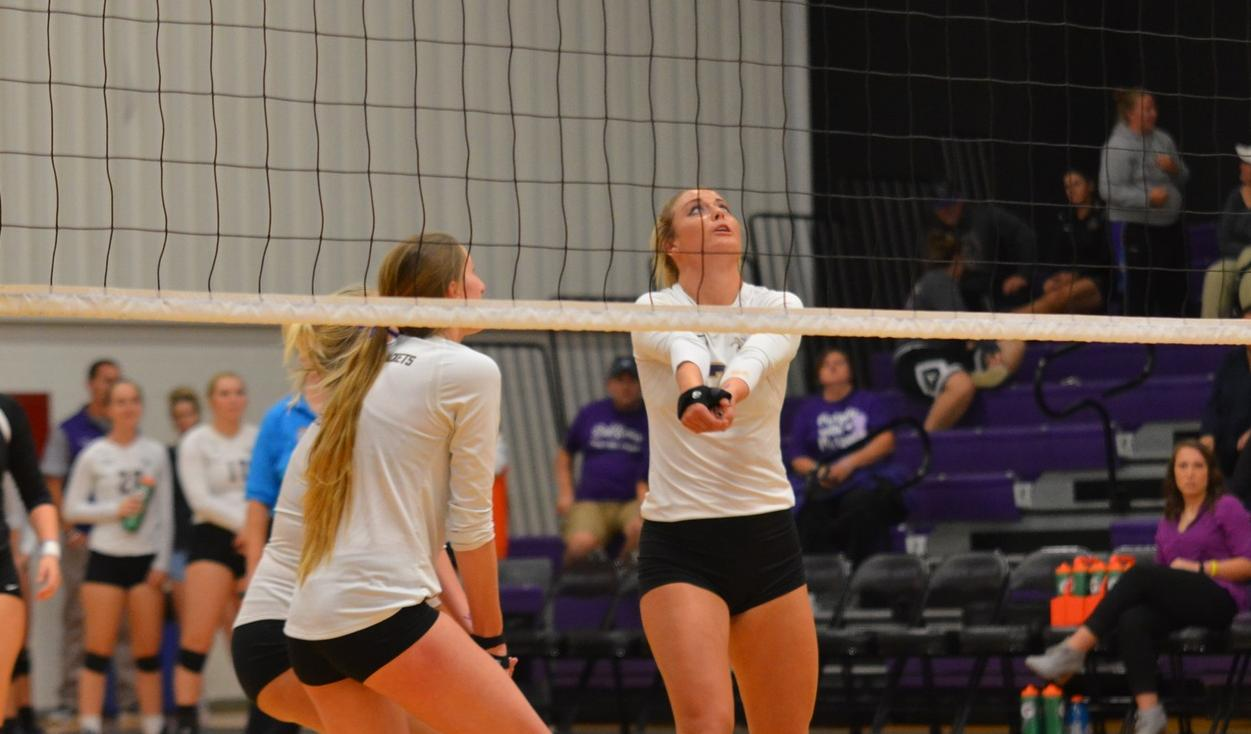 Defiance Comes Up Short on Day One of the ONU Invitational