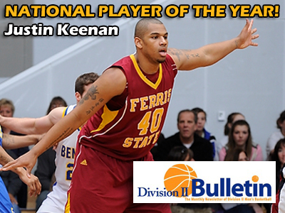 Keenan Named National Player Of The Year!