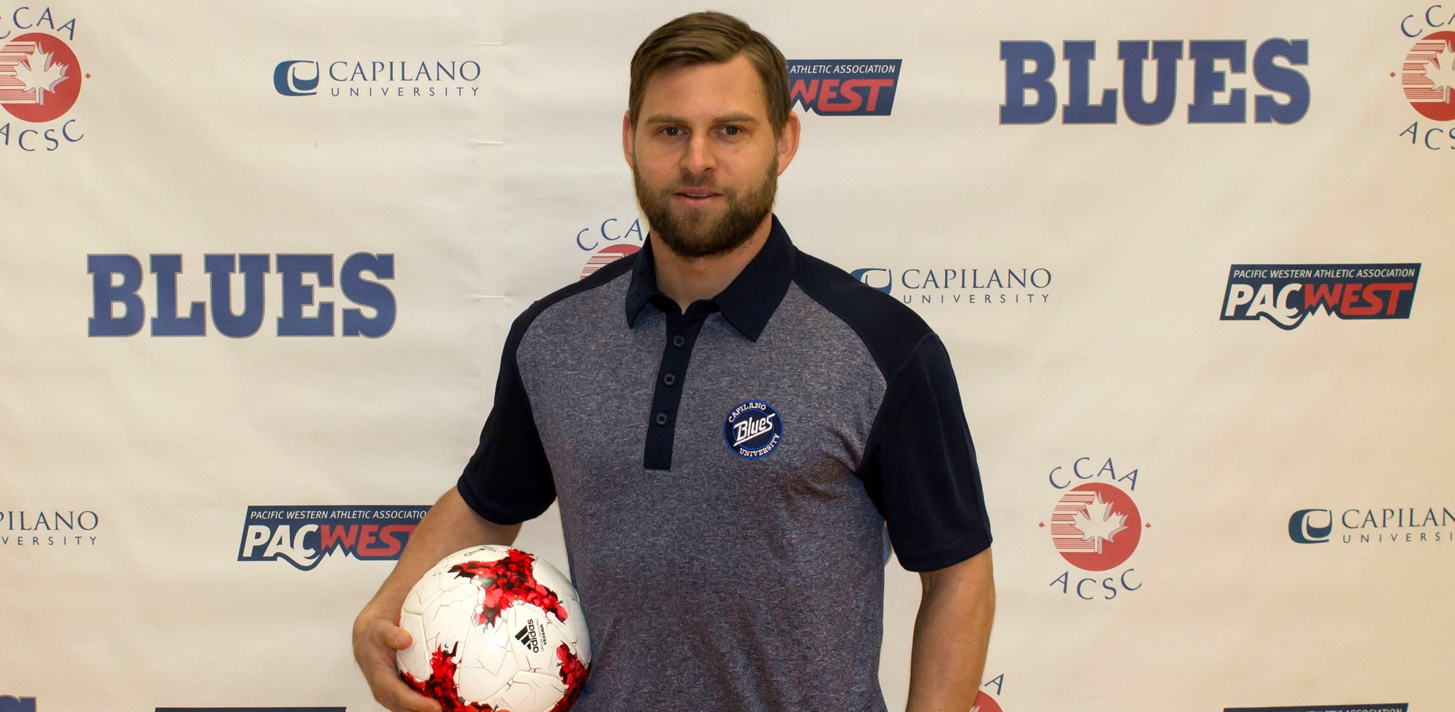 Elliott named CapU men's soccer head coach