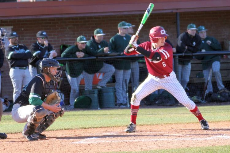 Guilford Baseball Falls in Season Opener, 17-9, vs. Greensboro