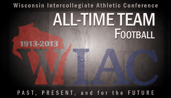 Six Former Blugolds Named to WIAC Football All-Time Team