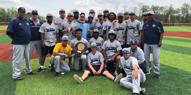 Prince George's Baseball Wins NJCAA Region XX Baseball Championship For Second-Straight Season