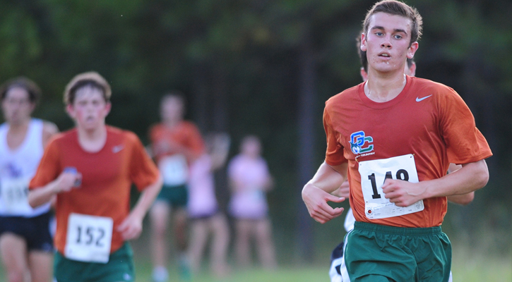GC Men's Cross Country Remains Eighth in Region Poll