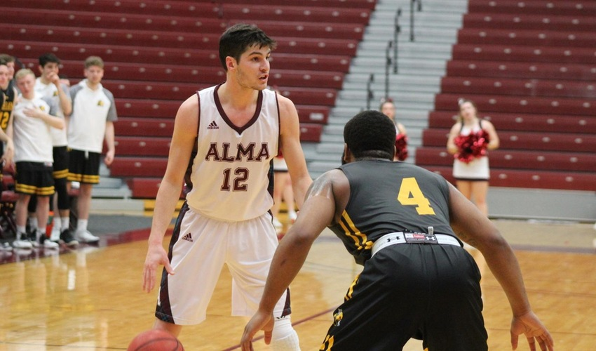 Scots Fall to Adrian 78-74 on Senior Day