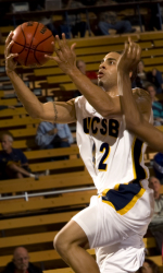 UCSB Heads North to Open 2007-08 Season at Stanford's Basketball Travelers Classic