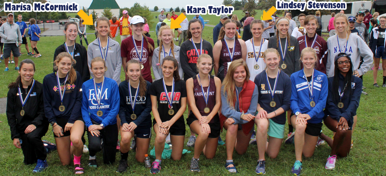 St. Mary's Women's Cross Country Continues Strong Season at Hood Open