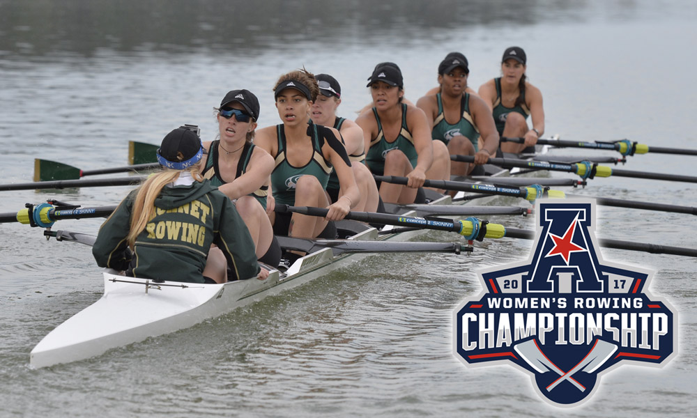 ROWING GETS SET FOR SATURDAY'S AMERICAN ATHLETIC CONFERENCE CHAMPIONSHIP