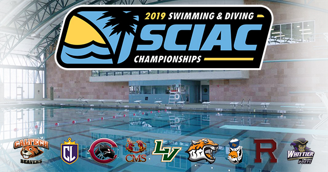 SCIAC Swimming Championships Set for February 21-24