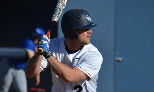 UMW Baseball Splits Saturday Twinbill with Marymount