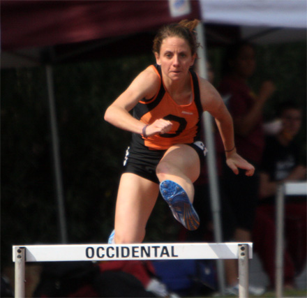 One point winner for women' s track and field in sweep; Tigers' men split