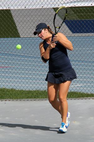 Lindsay Peirce Hillsdale College Athletics
