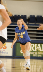 Gauchos Rally, Close Out Regular Season With Win Over SDSU