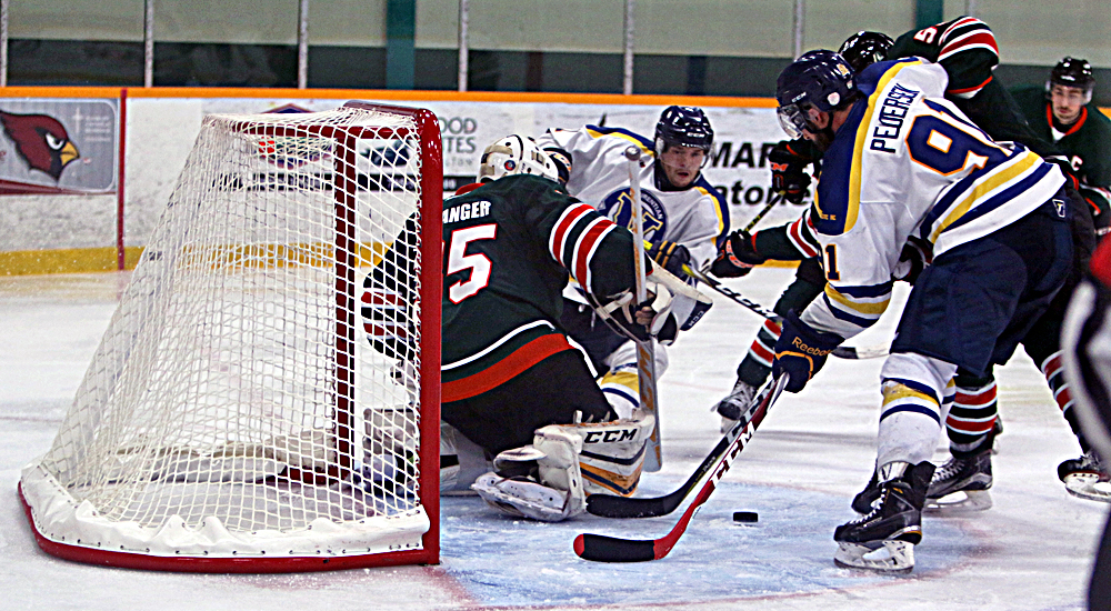 MHKY | Voyageurs Dominate Lakers in 5-1 Win