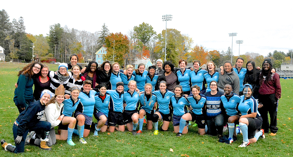 Friday Feature: Rugby Wins 2016 Conference Title