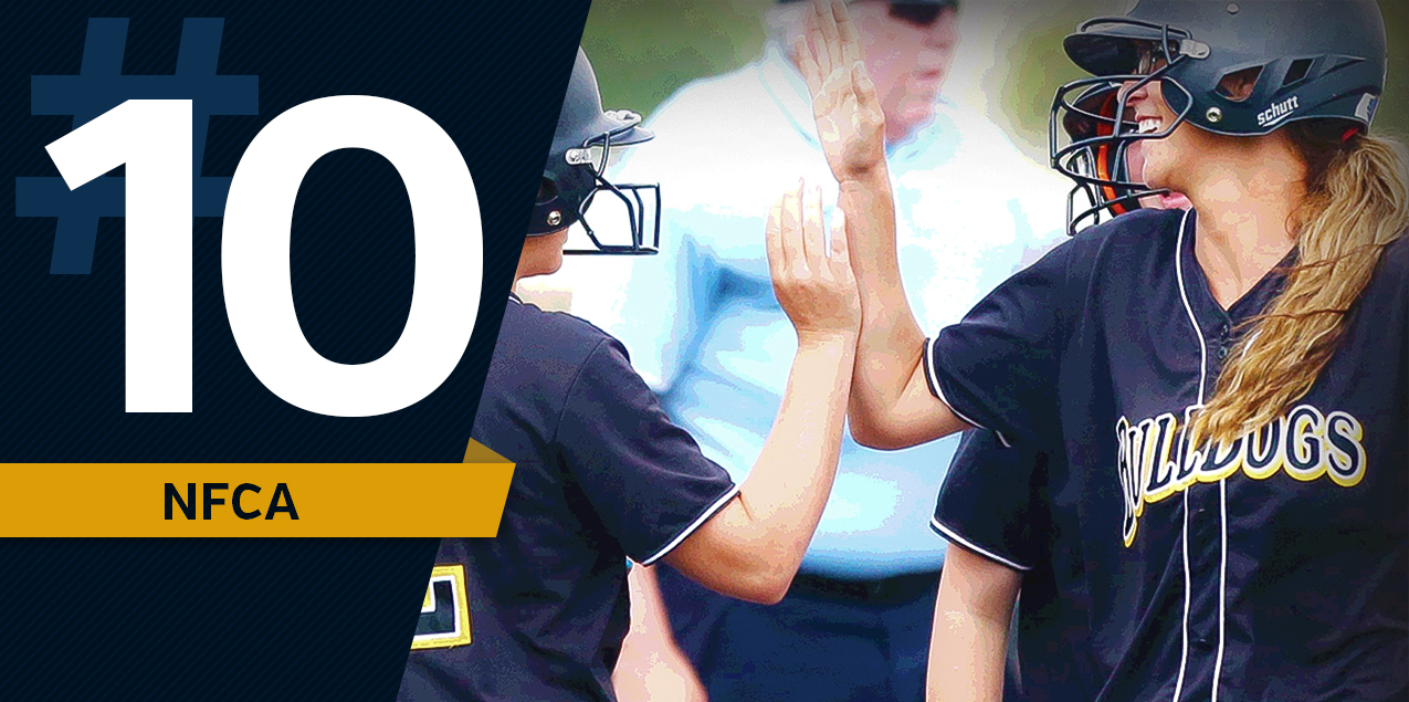 Texas Lutheran Softball Rises to No. 10 in NFCA Poll