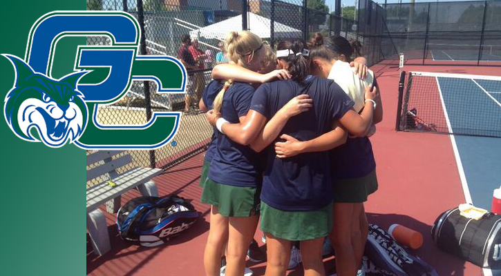 GC Women's Tennis Falls in Region Final, 5-0