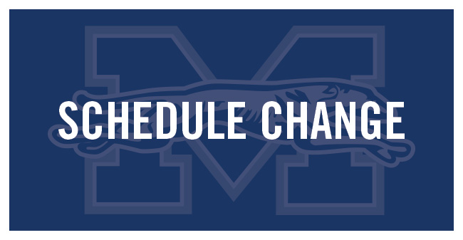 Moravian Makes Weekend Schedule Changes for Baseball & Women's Lacrosse