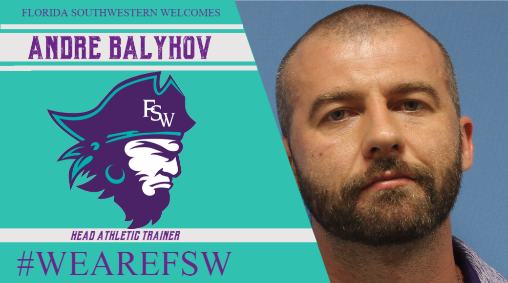 Balykov Joins Bucs as Head Athletic Trainer