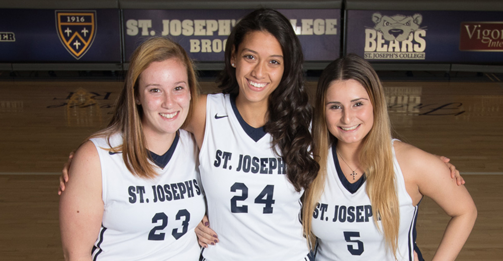 Women's Basketball Honors Three On Senior Day, Wrapping Up Season Against Mount Saint Mary