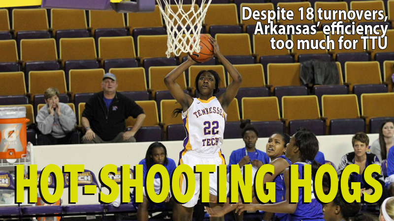 Hot-shooting Hogs remain perfect as they down the Golden Eagles