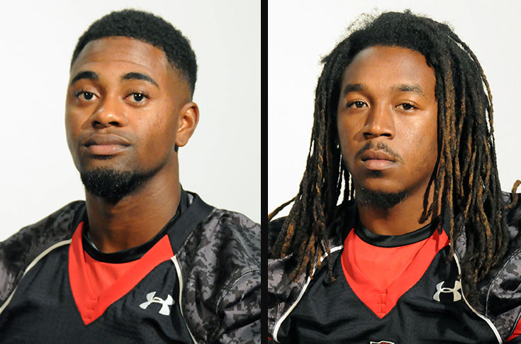 Football: Marsalis Jackson, Lavell Meeks to play in postseason All-Star games