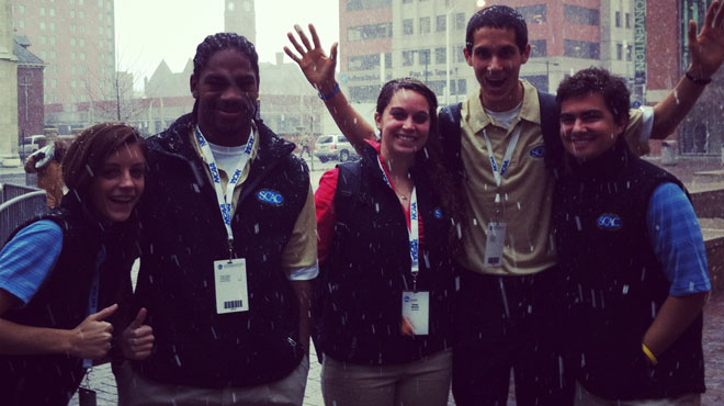 The NCAA Convention from the eyes of a SCAC Student-Athlete - Day Three