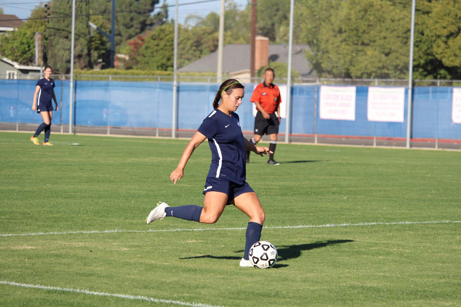 Chargers Roll Past Norco College, 3-0