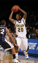 UCSB Crushes Sonoma State in Exhibition Game, 101-64