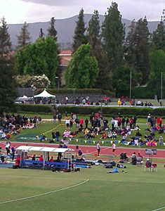 NCAA Division III Track & Field Championships - Day Two