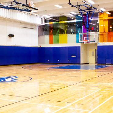 Casa Loma gymnasium