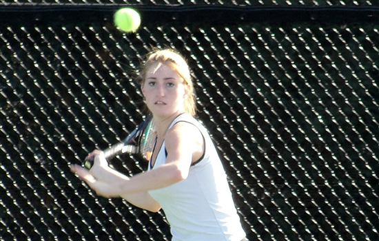 Women's Tennis Wraps Up Spring Season