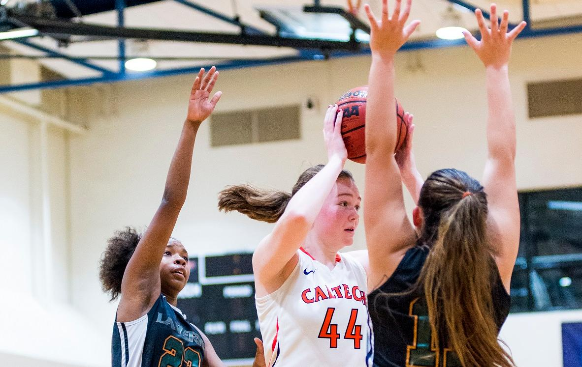 Eiden Career Game Carries Beavers Past Life Pacific
