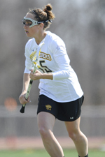 Freshman midfielder Kristen Bilney leads all newcomers with six goals and nine points.