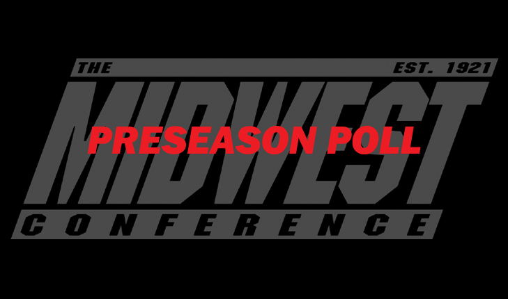 Lake Forest Listed Third in MWC Preseason Coaches Poll