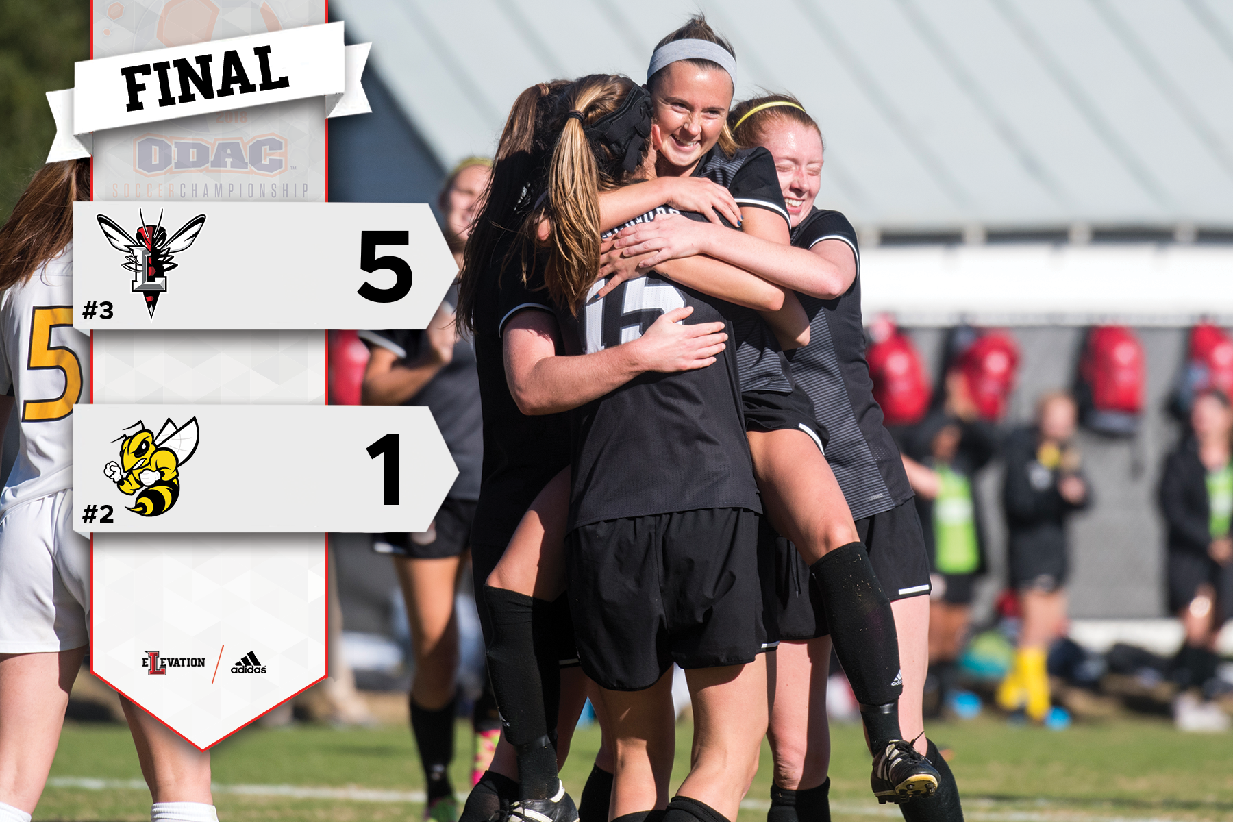 Women's soccer moves into ODAC final